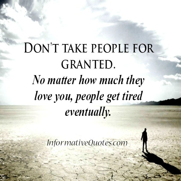 I Love You Quotes: No Matter How Much People Love You