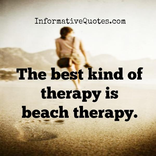 The Best kind of therapy